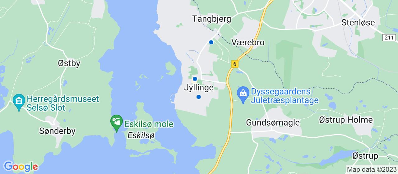kloakfirmaer i Jyllinge