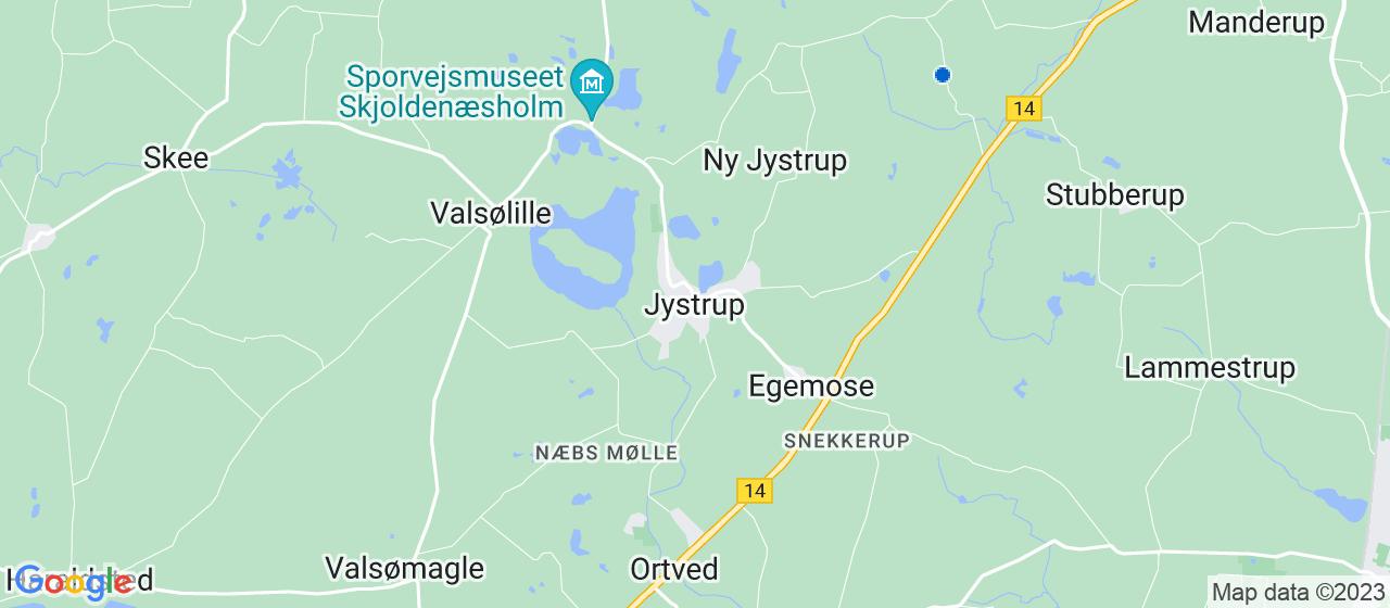 alarmselskaber i Jystrup