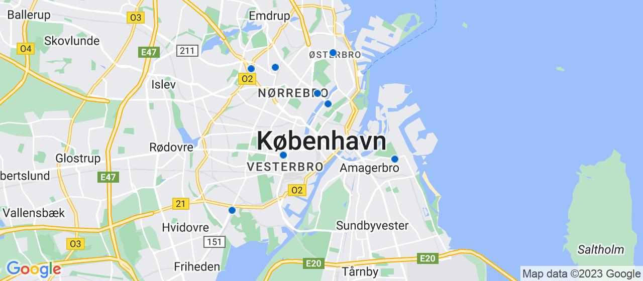 VVS firmaer i København