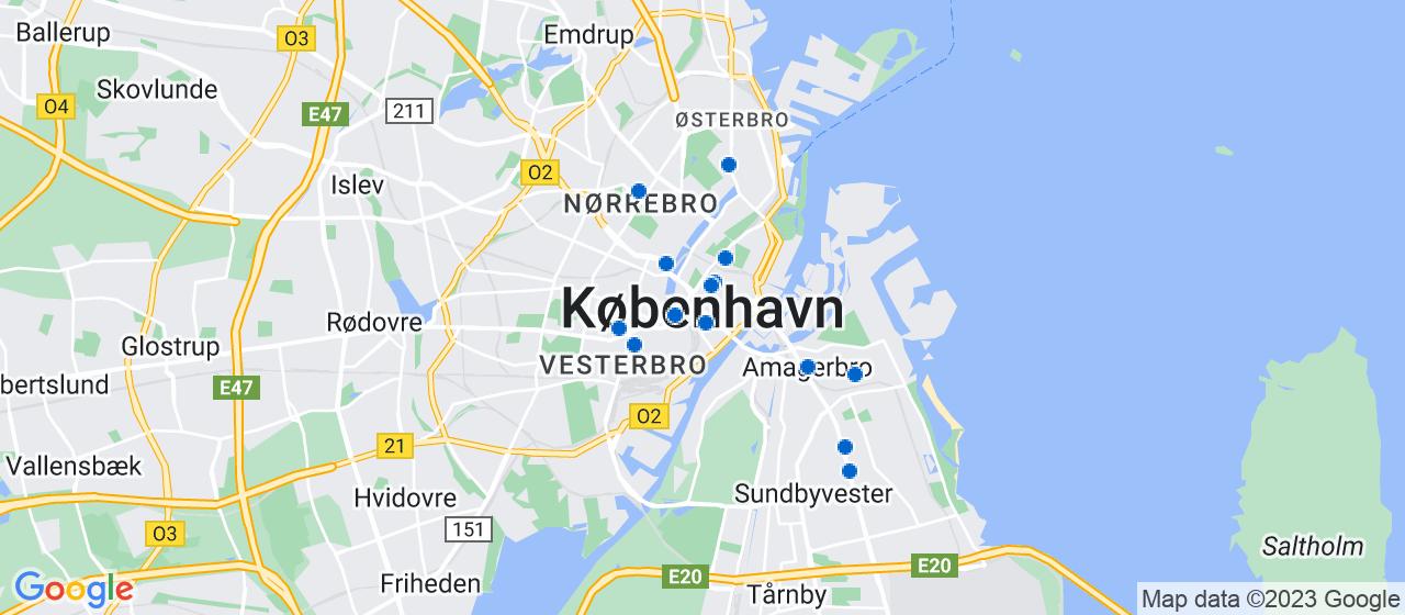 tandlæger i København