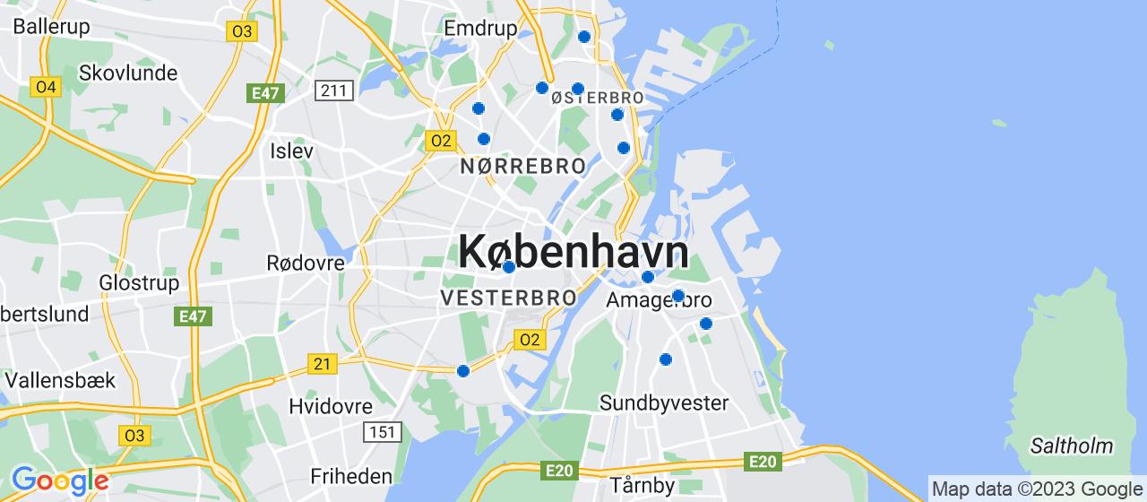 malerfirmaer i København