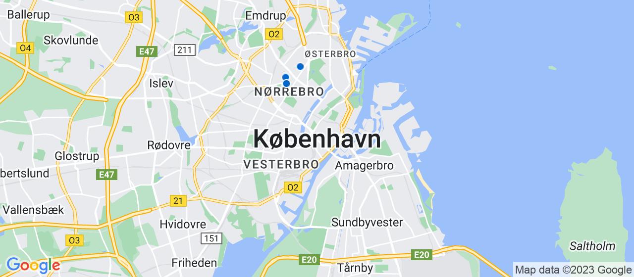 mekaniker firmaer i København