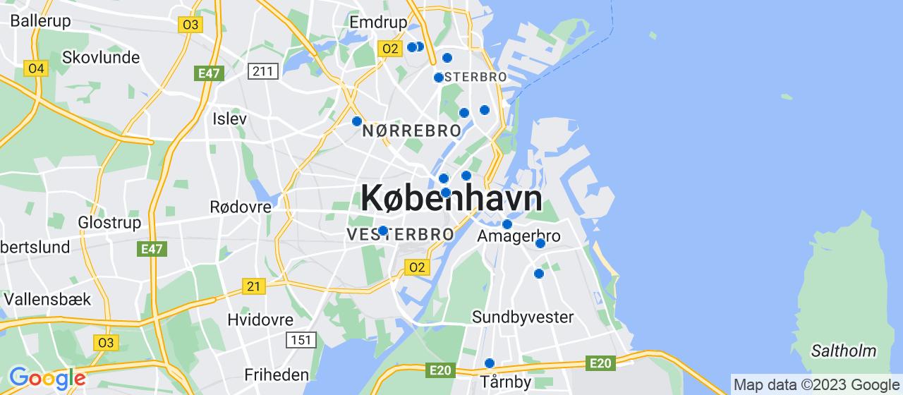 byggefirmaer i København