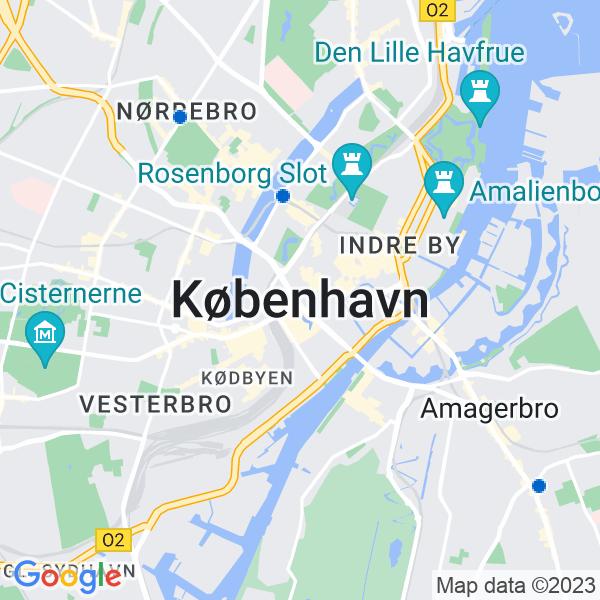 elektrikerfirmaer i København