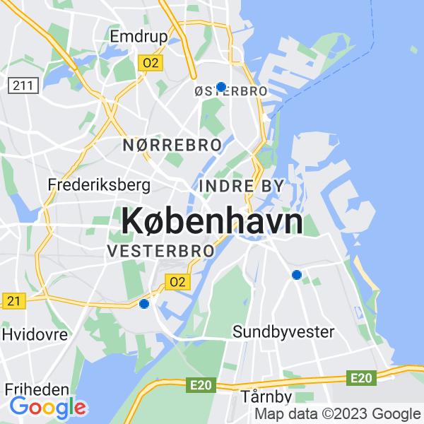 gartnerfirmaer i København