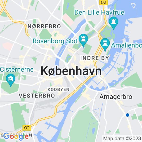 bands i København