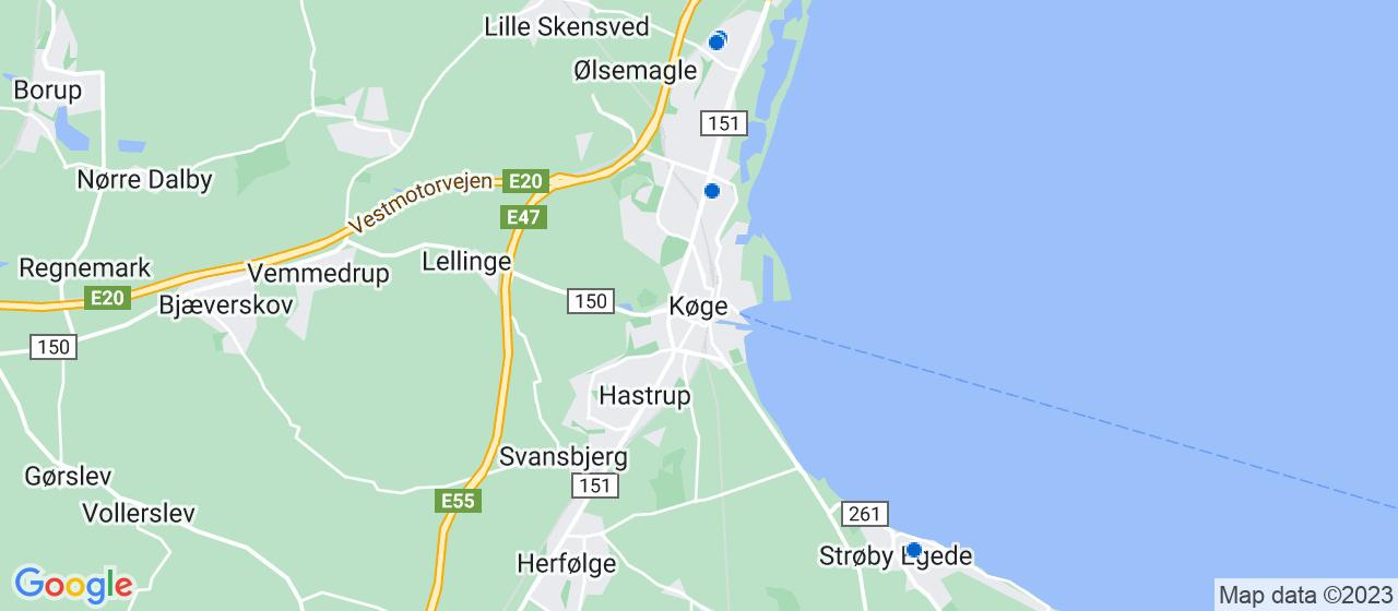 alarmselskaber i Køge