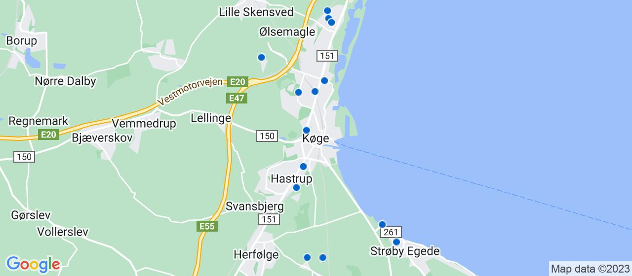 tømrerfirmaer i Køge