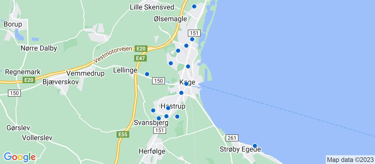 byggefirmaer i Køge