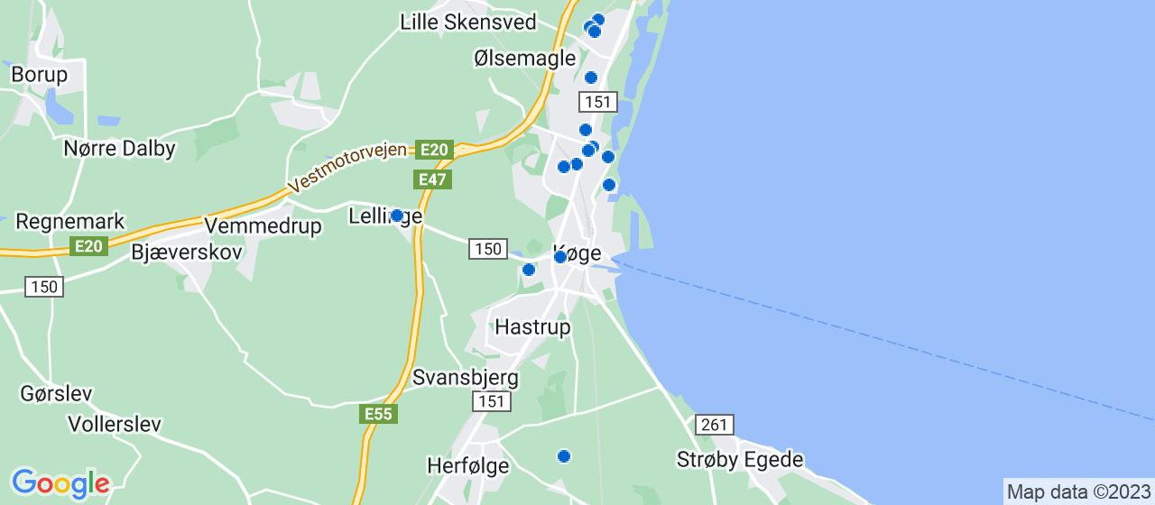 varmepumpe firmaer i Køge
