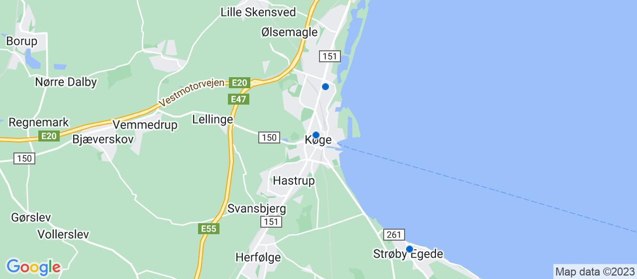 VVS firmaer i Køge