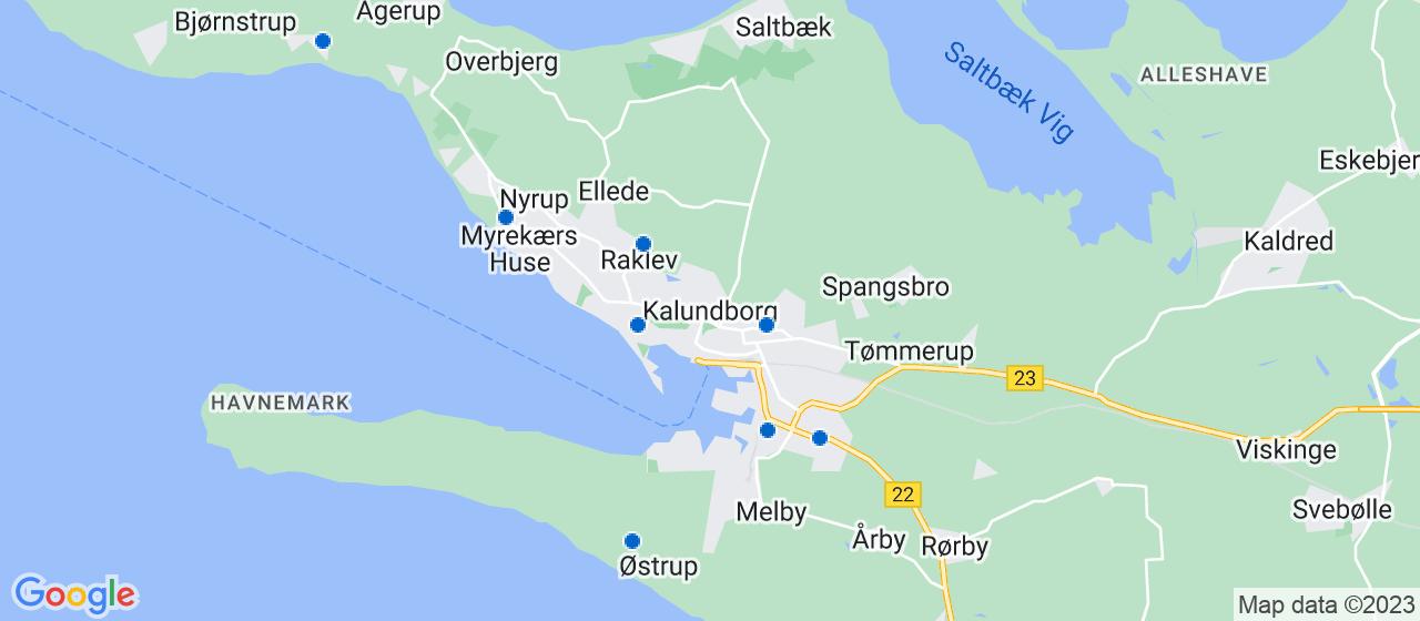 festmusiker i Kalundborg
