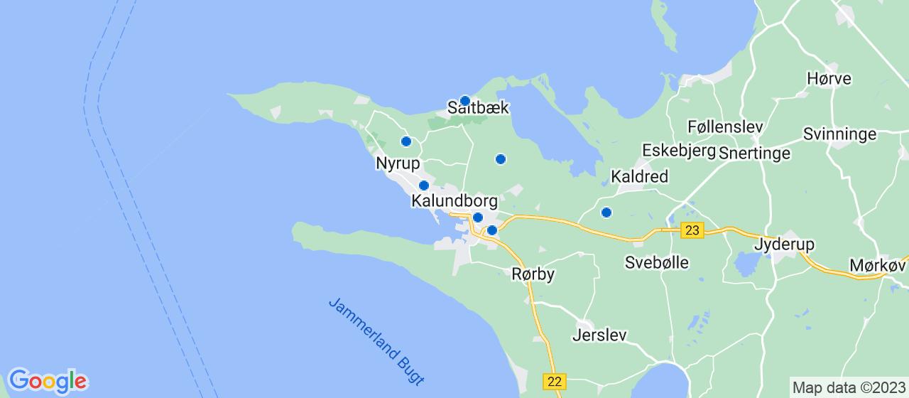 kloakfirmaer i Kalundborg