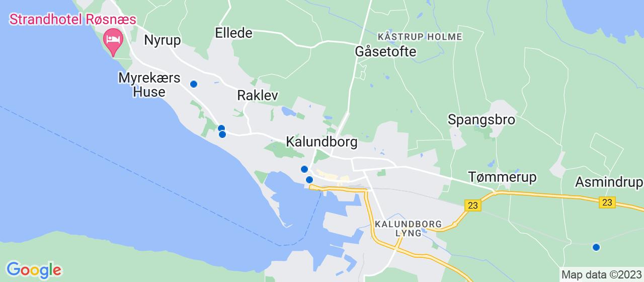 arkitektfirmaer i Kalundborg