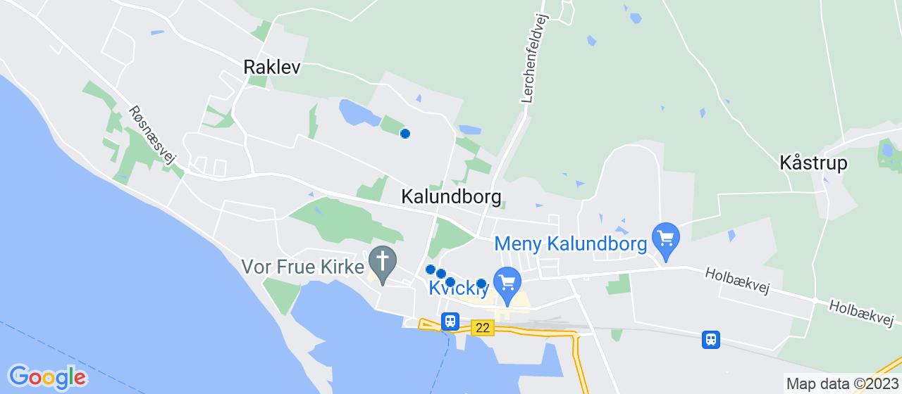tandlæger i Kalundborg