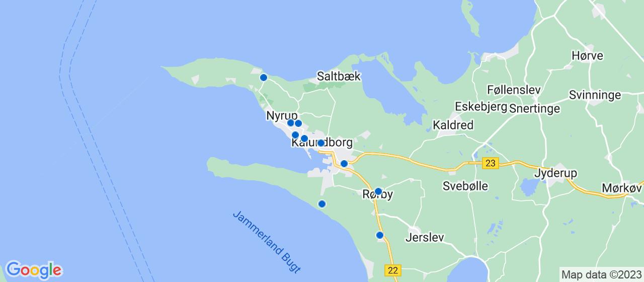 bogholder virksomheder i Kalundborg