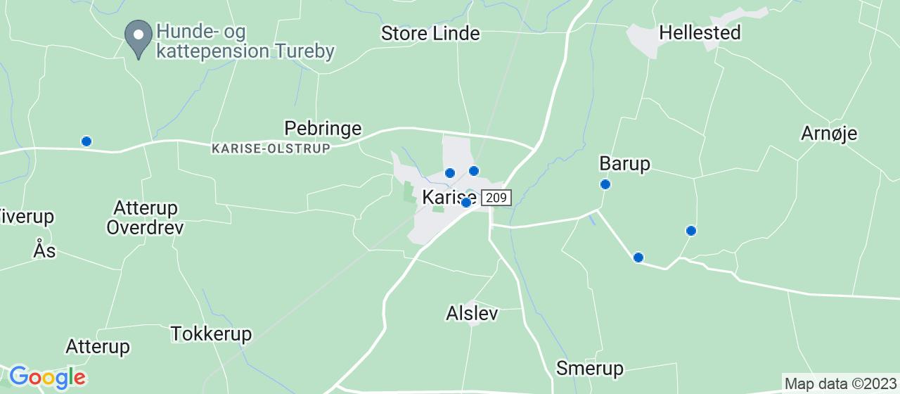 revisorfirmaer i Karise