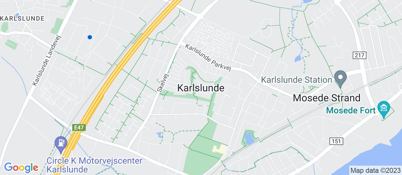 tagrensningsfirmaer i Karlslunde