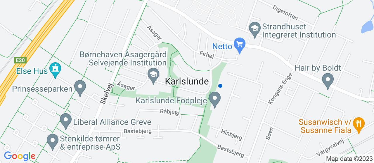 solcellefirmaer i Karlslunde