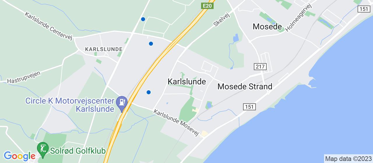 byggefirmaer i Karlslunde
