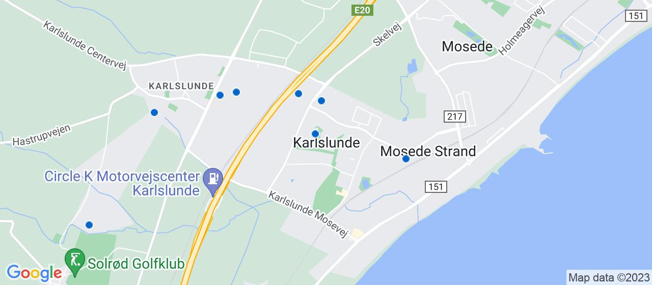 bogholder virksomheder i Karlslunde