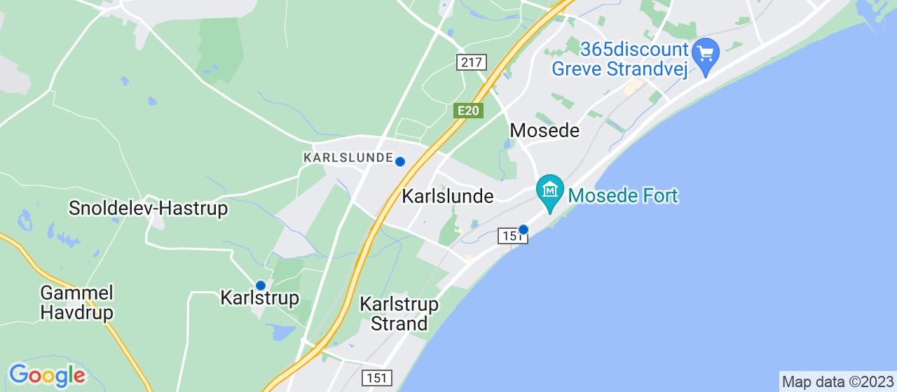 vvsfirmaer i Karlslunde