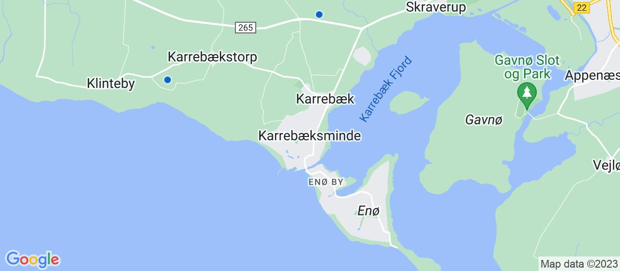 mekaniker firmaer i Karrebæksminde
