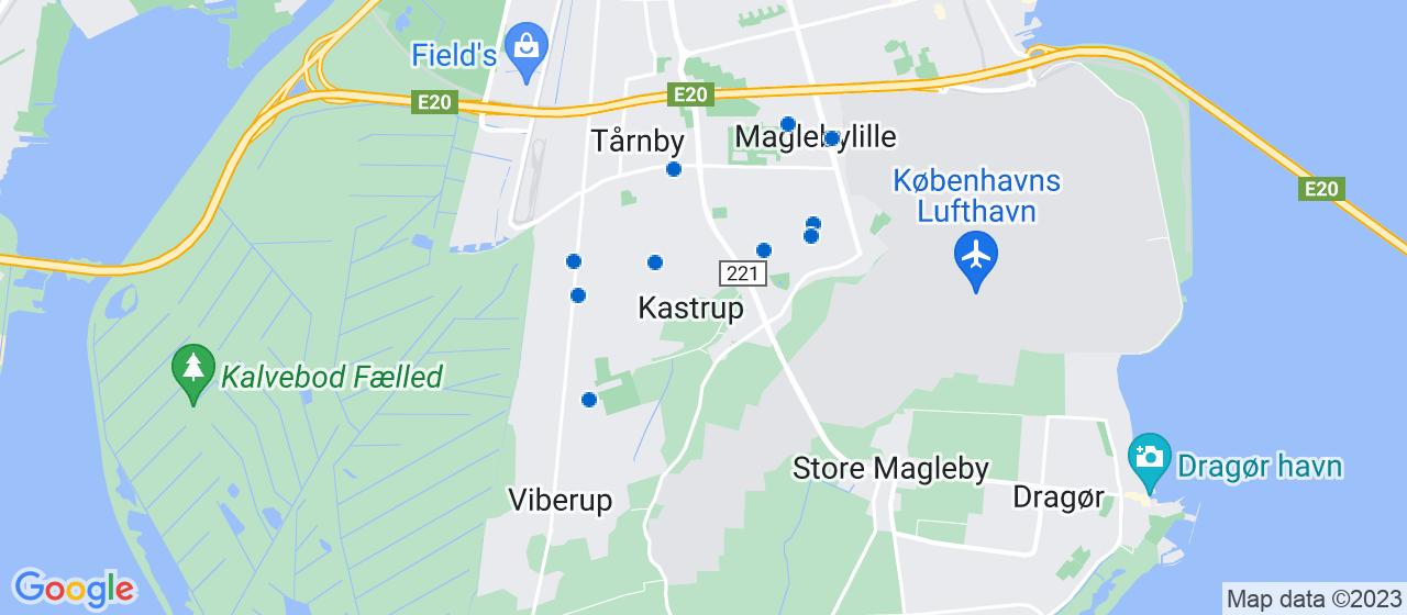 kloakfirmaer i Kastrup