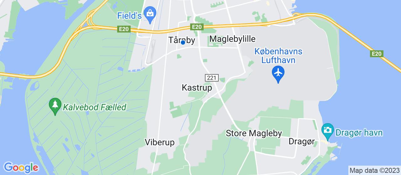 rengøringsfirmaer i Kastrup
