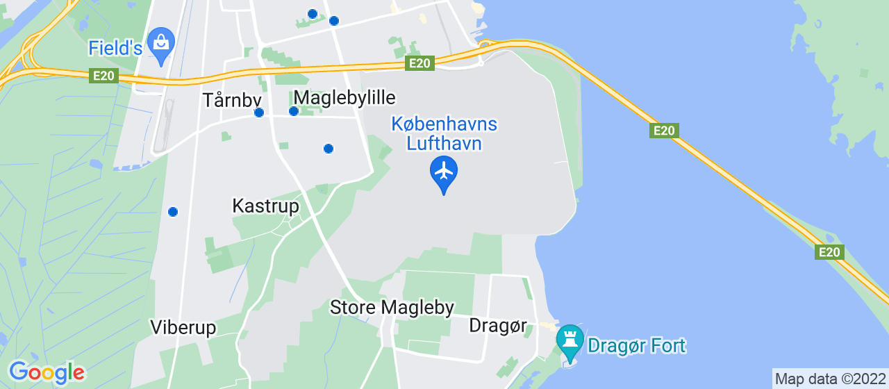 glarmesterfirmaer i Kastrup