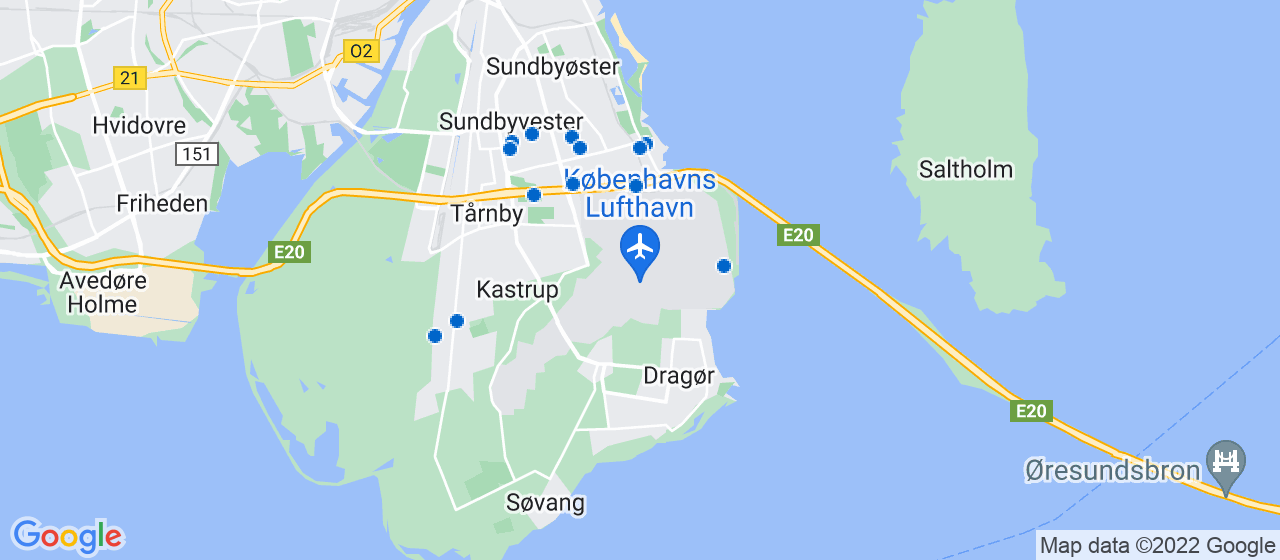 cateringfirmaer i Kastrup