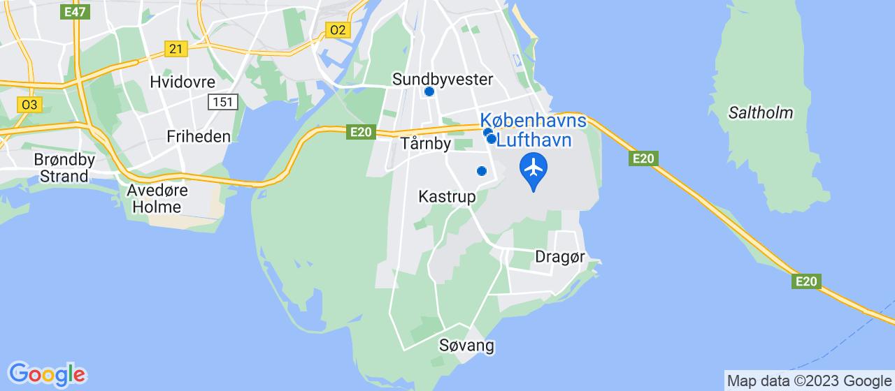 tagdækningsvirksomheder i Kastrup