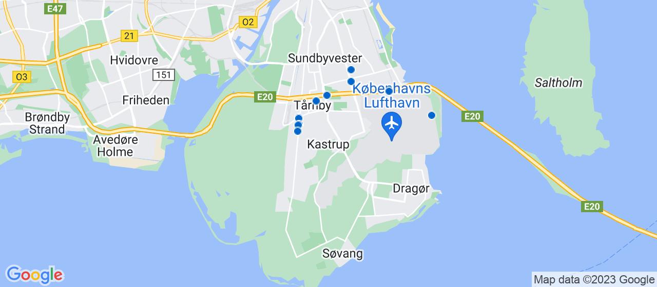 ejendomsmæglerfirmaer i Kastrup