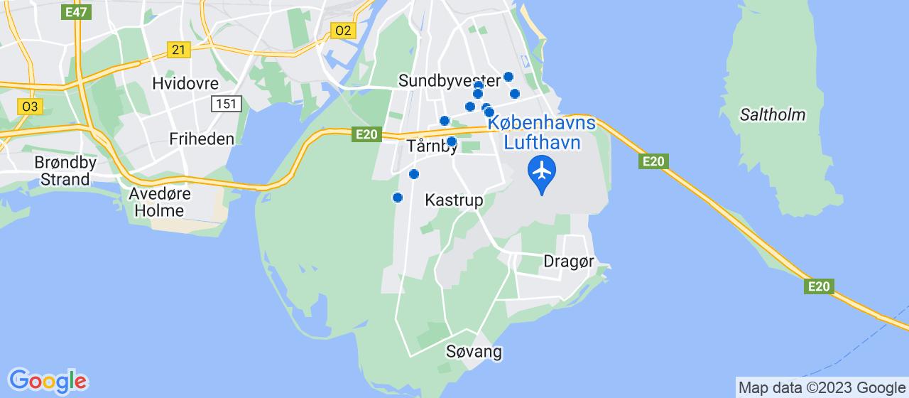 tandlæger i Kastrup