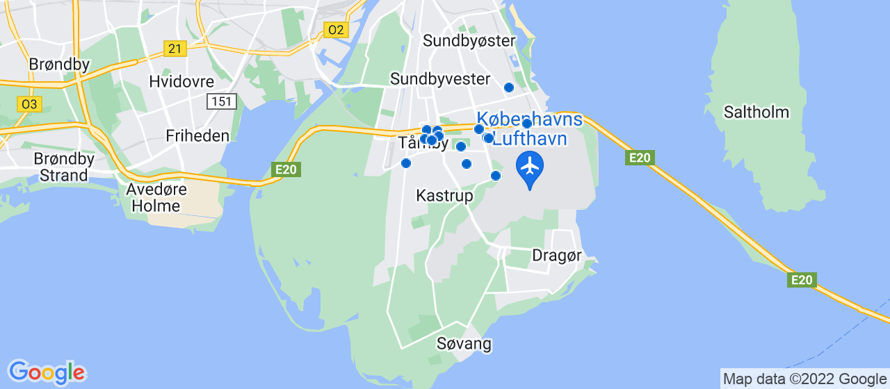 ejendomsservicefirmaer i Kastrup
