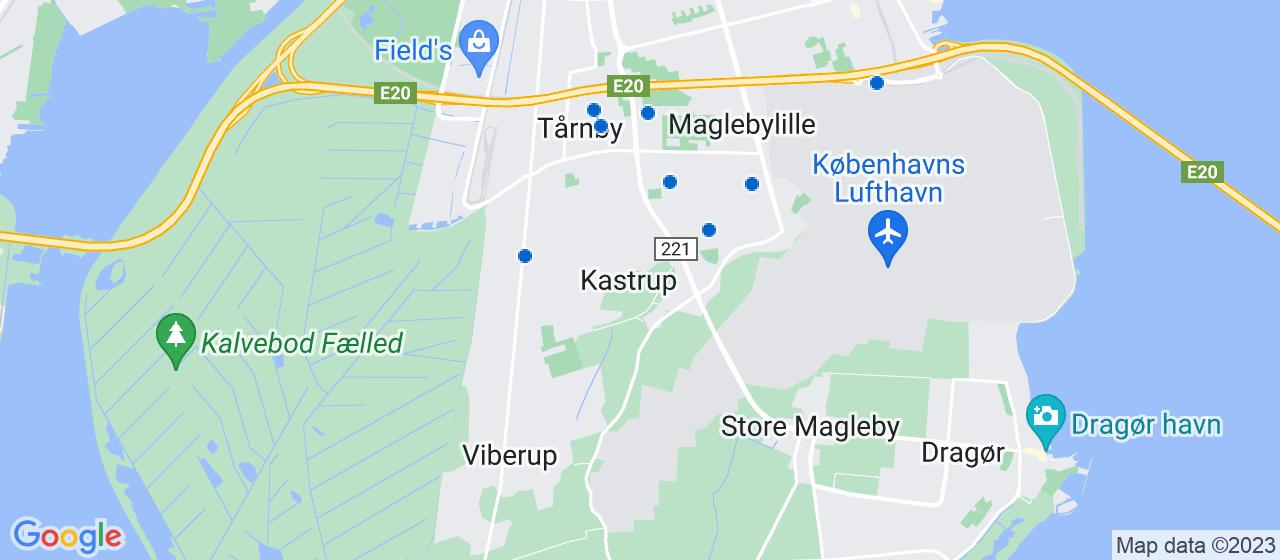 flyttefirmaer i Kastrup