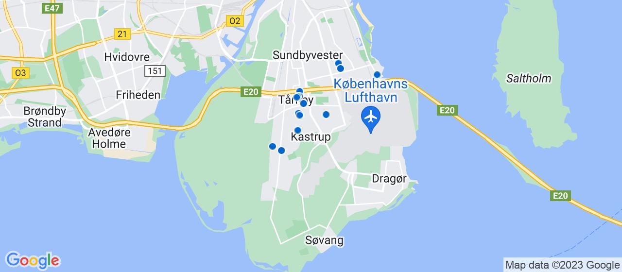 vvsfirmaer i Kastrup