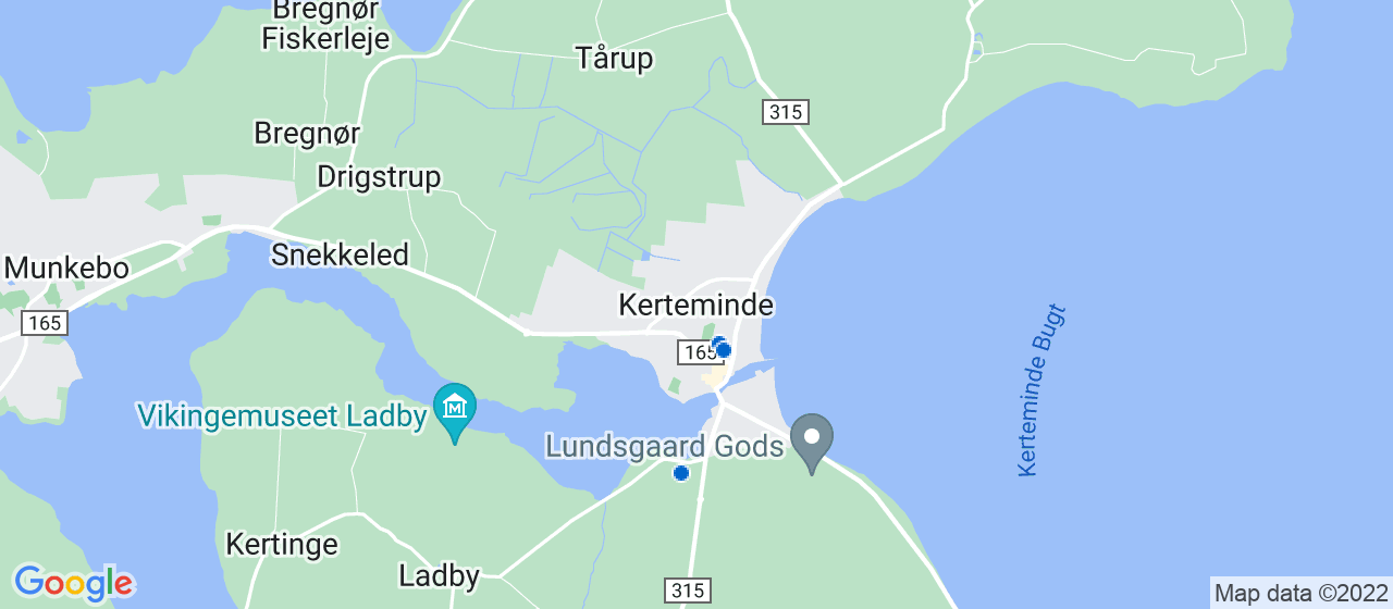 ejendomsmæglerfirmaer i Kerteminde