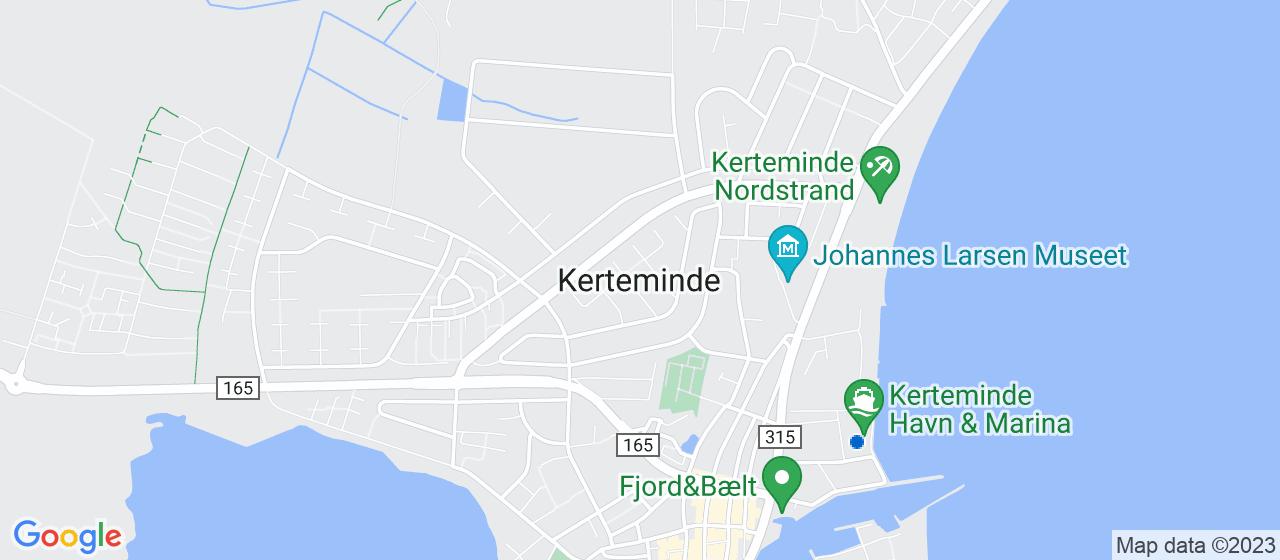cateringfirmaer i Kerteminde