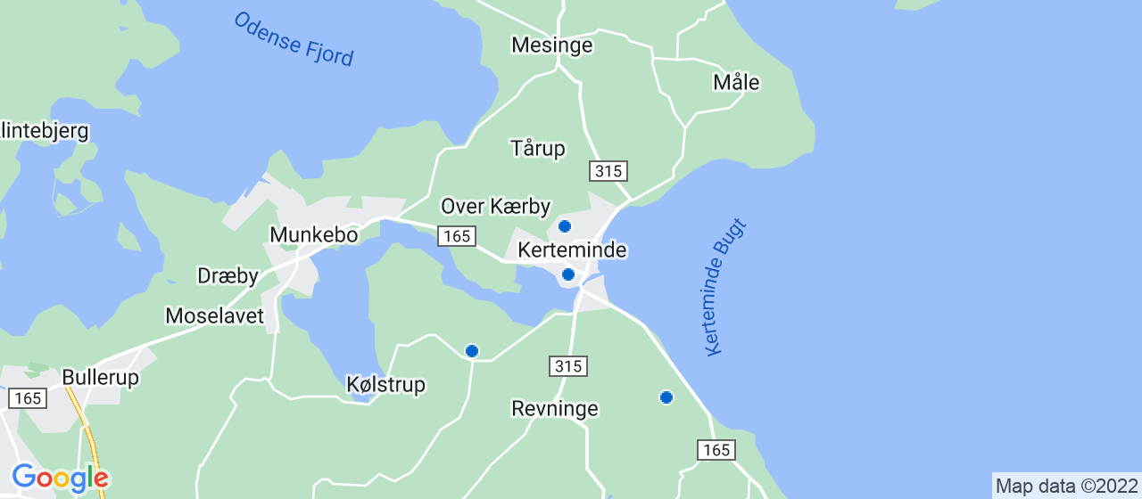 sandblæsning firmaer i Kerteminde