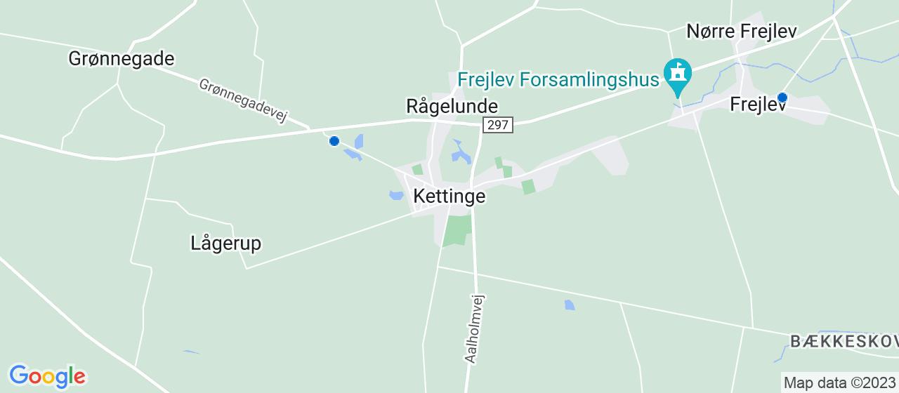 byggefirmaer i Kettinge