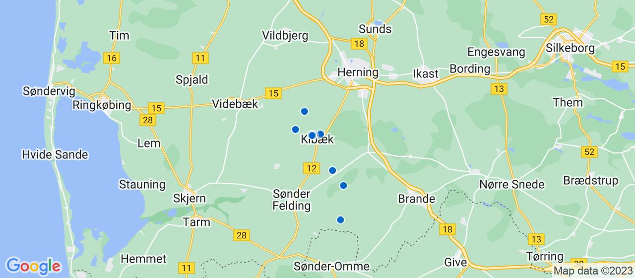 revisorfirmaer i Kibæk
