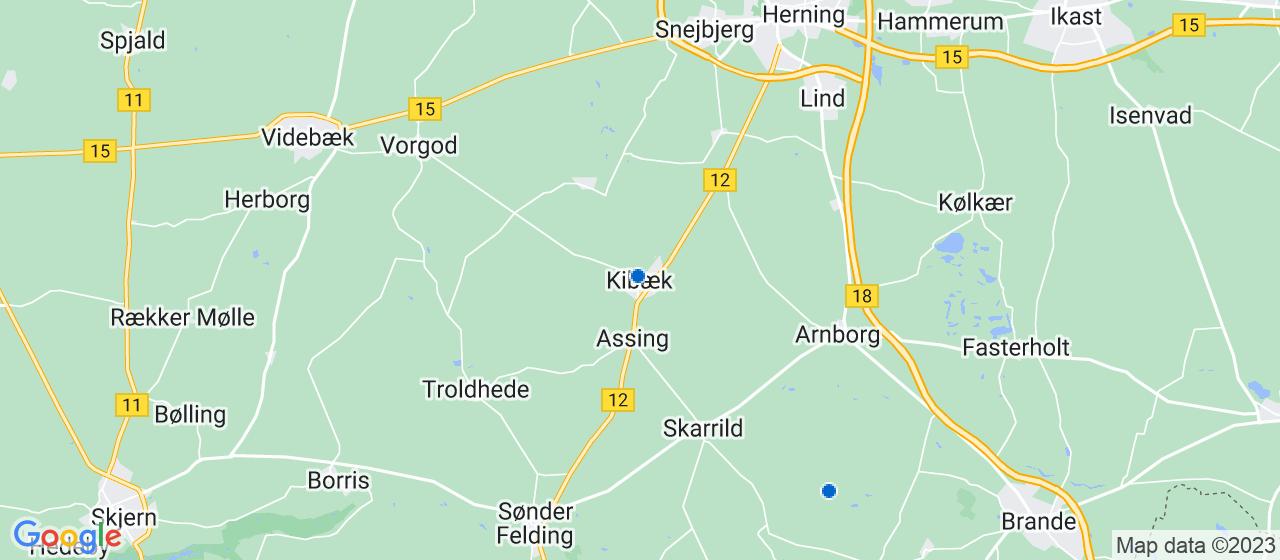 cateringfirmaer i Kibæk