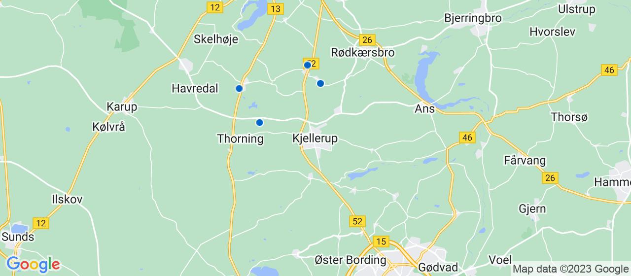 VVS firmaer i Kjellerup