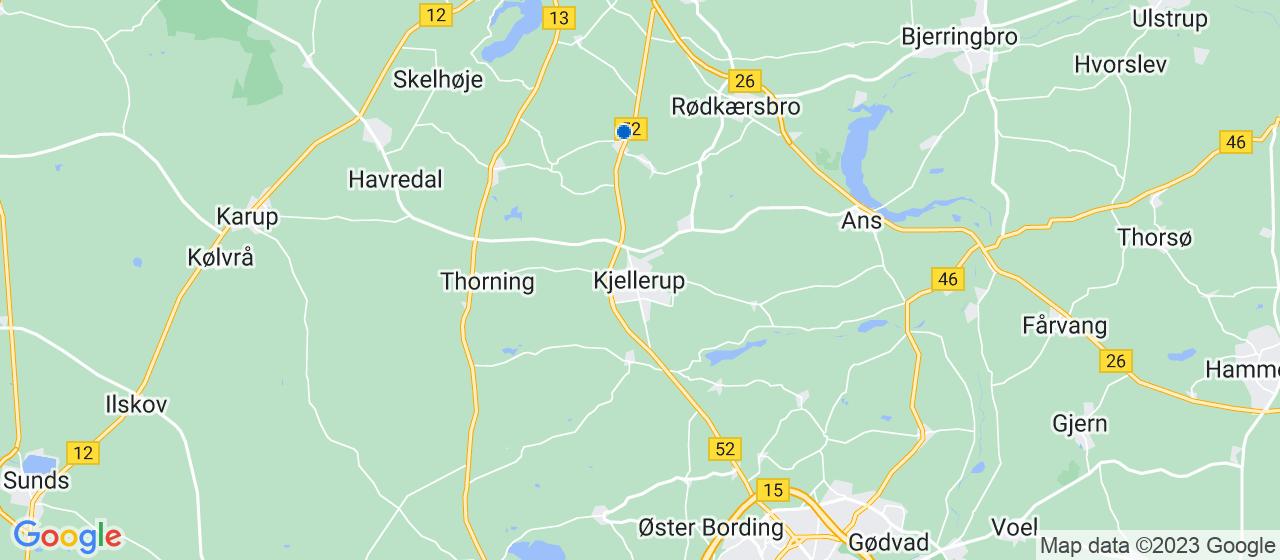 alarmselskaber i Kjellerup