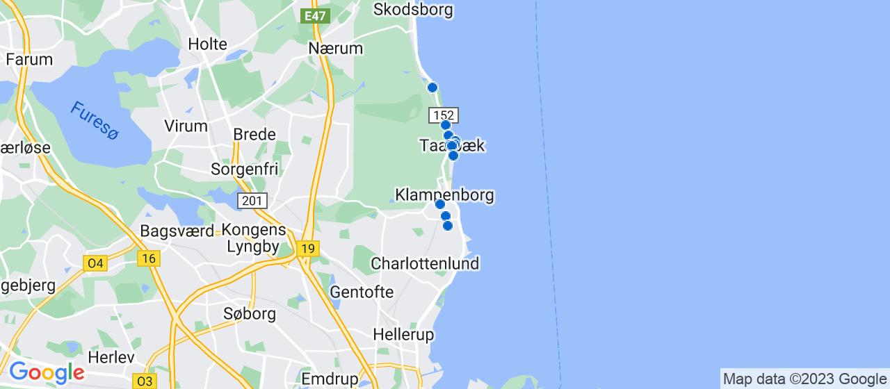 byggefirmaer i Klampenborg