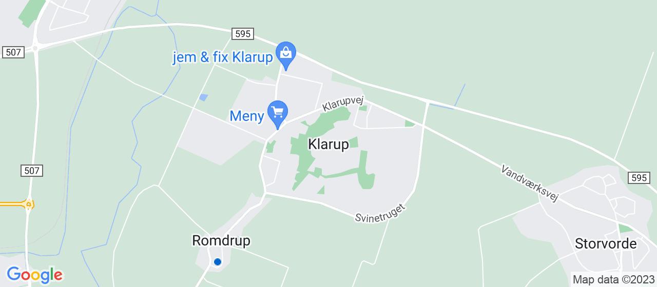 brolægger firmaer i Klarup