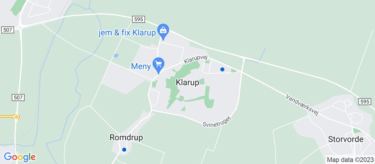 anlægsgartnerfirmaer i Klarup