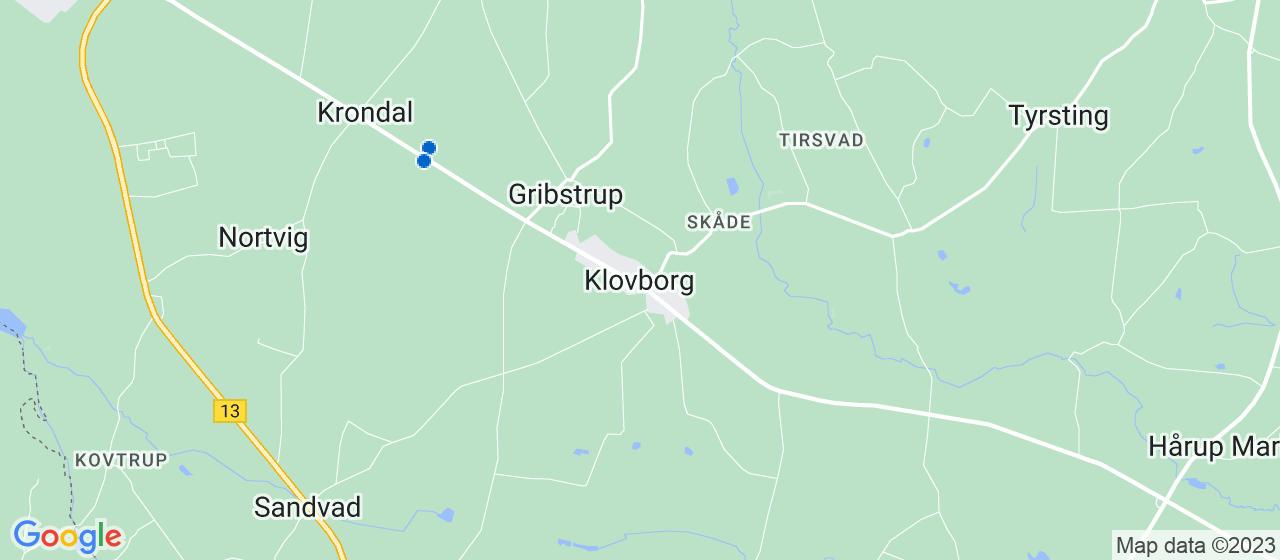 elektrikerfirmaer i Klovborg