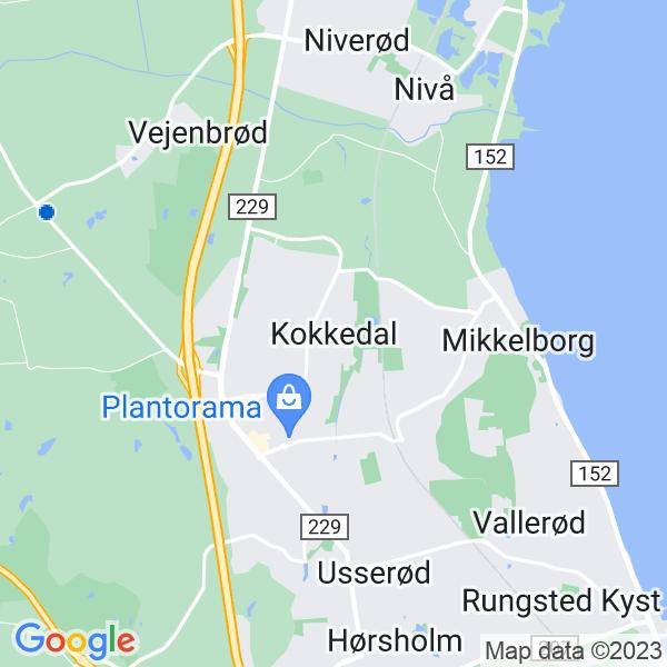 flyttefirmaer i Kokkedal